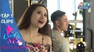 HTV Yêu là chọn | Tập 1 | Chàng PT đẹp trai nhút nhát bị từ chối đầu tiên