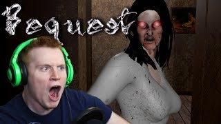 CHASED BY GRANDMA! | Bequest | Full Game Completed | Ending |