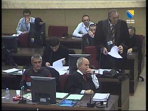 Suđenje Turković - Isljam Kalender 26.10.2010. 2 dio