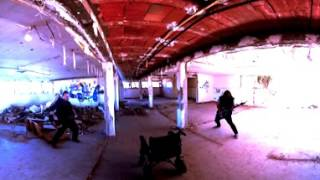 Rock Metal + terror psicológico en 360 4K