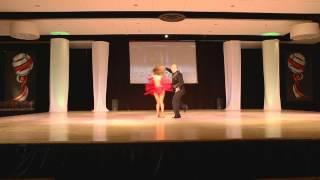Albert Harnois & Liz Rojas USA - World Latin Dance Cup 2012 SALSA PRO-AM 5th Place