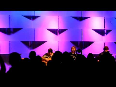Crazy Love - Hawk Nelson - Live Acoustic HD (Great Quality)