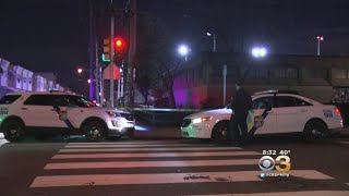 Police Investigate After Man Stabbed In Chest In South Philadelphia