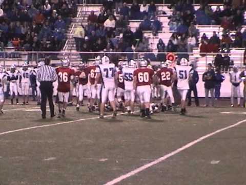 Bay at Fairview high school football