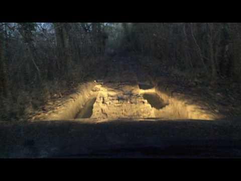 Foulsham green lane in bad condition