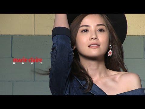 《瑪利嘉兒 Marie Claire 》7月封面 - 蔡卓妍Charlene Choi
