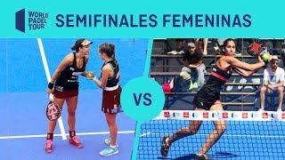 Semifinales Femeninas Marrero/Ortega Vs Brea/Alayeto Valladolid Master | World Padel Tour