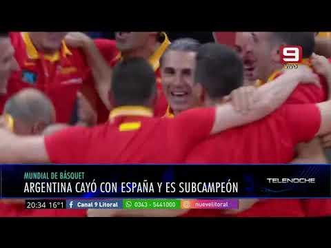 Argentina subcampeón de básquet: el análisis de exjugadores