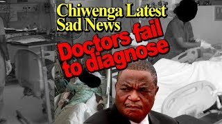 Chiwenga Latest Sad News, Doctors Fail To Diagnose. Encourage Engaging Spiritual