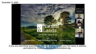 November 17 2020 East Whiteland Planning Commission