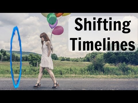 SHIFTING TIMELINES!