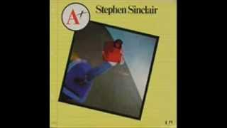 Stephen Sinclair - You Won't See Me Cry
