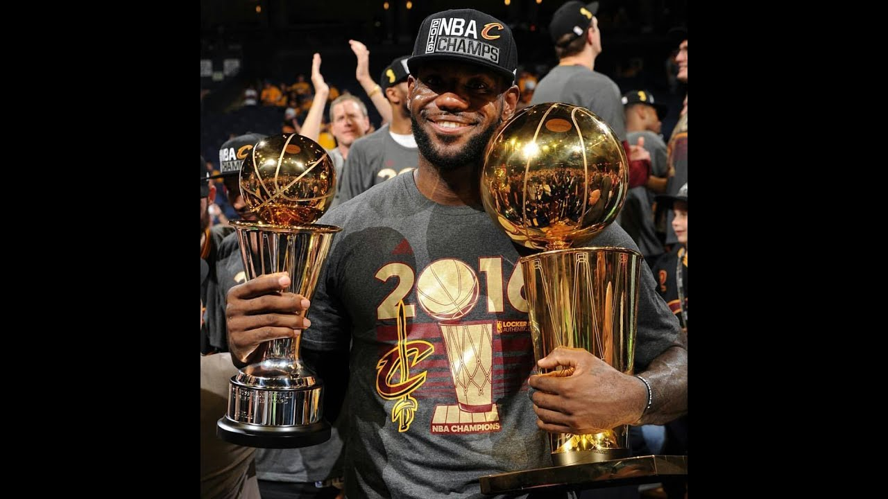 Cleveland Cavaliers Defeats Golden State Warriors in 2016 NBA Finals. Lebron wins 3rd Ring ...