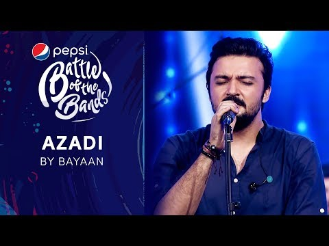 Bayaan | Azadi | Episode 6 | Pepsi Battle of the Bands