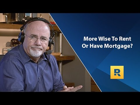 More Wise To Rent Or Have A Mortgage? - Twitter Question