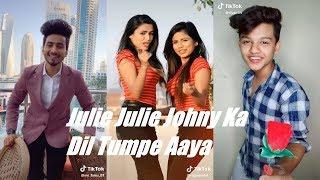 Julie Julie Johny Ka Dil Tumpe Aaya Tik Tok Musically | Mr Faisu Riyaz Manjul Arishfa Gima Ashi