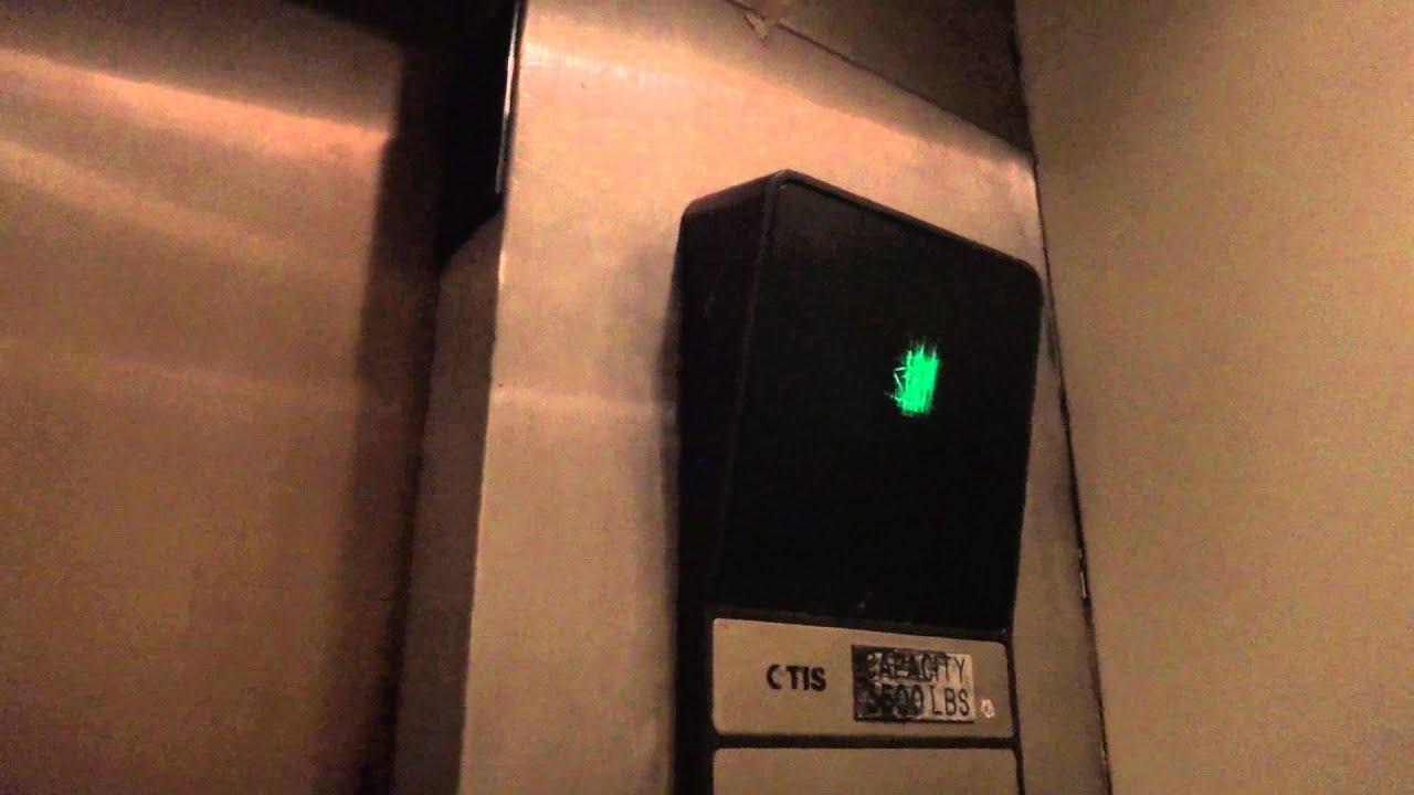 Run-Down OTIS Series 1 Service Elevator - Gardens Mall - West Palm ...