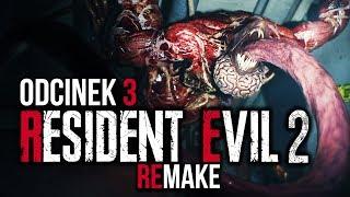 Zagrajmy w Resident Evil 2 PL #3 - WCHODZIMY DO PODZIEMIA!