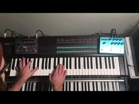 Yamaha DX7 One More Night Phil Collins