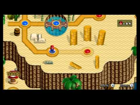 Newer Super Mario Bros. Wii 100%: World 2 - Soggy Sewers + Rubble Ruins