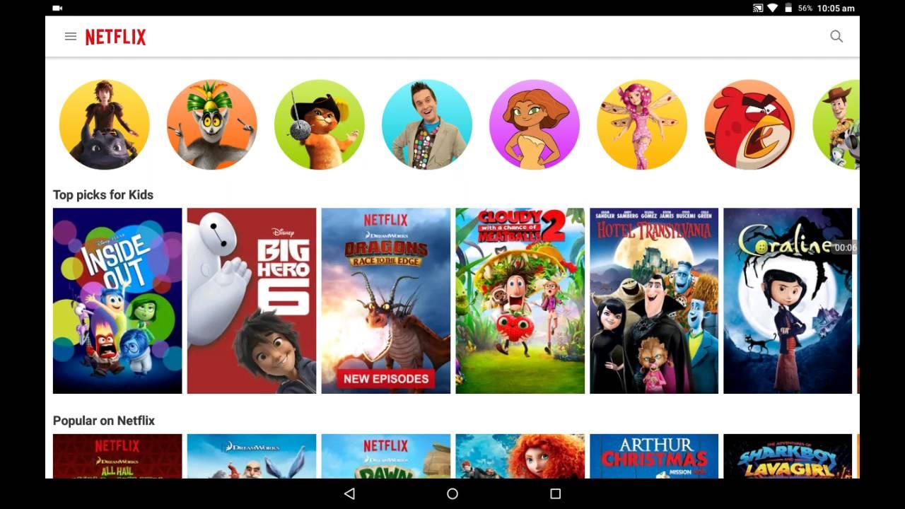 Top 10 Kids Netflix Movies! - YouTube
