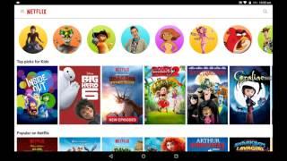 Top 10 Kids Netflix Movies!