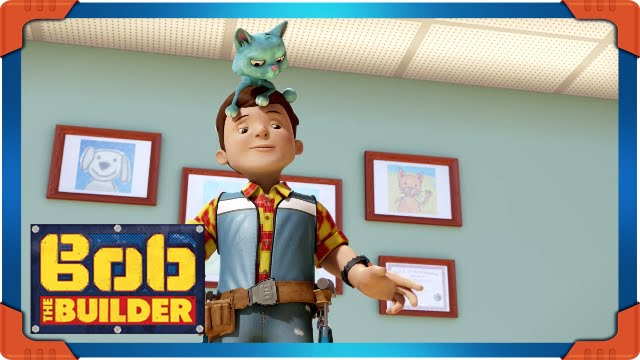 Bob The Builder Cats And Dogs