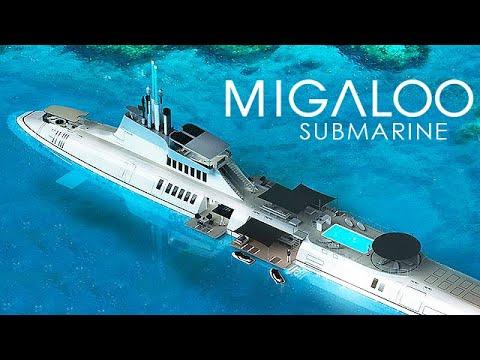 Migaloo Submarine - Worth $2.3 Billion Dollars
