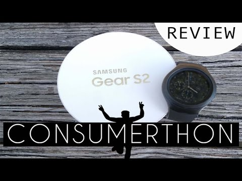 Gear S2 3g Review