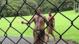 Throwing Boomerangs With Aborigines