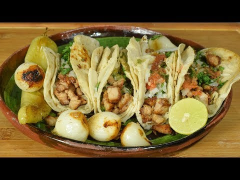 La Receta Secreta de Tacos de Suadero