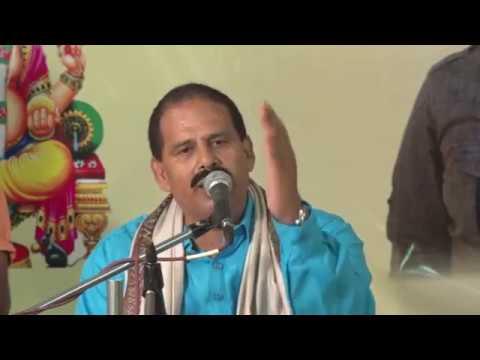 Ram Nam Japal Chhodi Ke Dosar Naikhe Kam Live Bharat Sharma Vyas