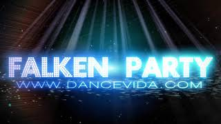 Falken party salsa bachata kizomba Sweden