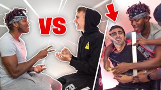 SIDEMEN ROCK PAPER SCISSORS TOURNAMENT!!!
