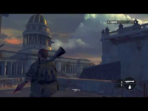 Kane & Lynch: Dead Men -12- El Capitol  