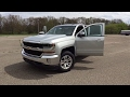 2017 Chevrolet Silverado 1500 Clarkston, Waterford, Lake Orion, Grand Blanc, Highland, MI 171665
