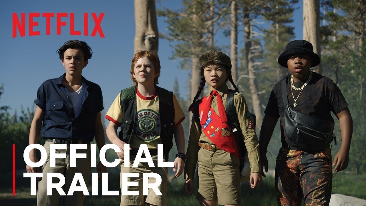 Rim Of The World Official Trailer Hd Netflix