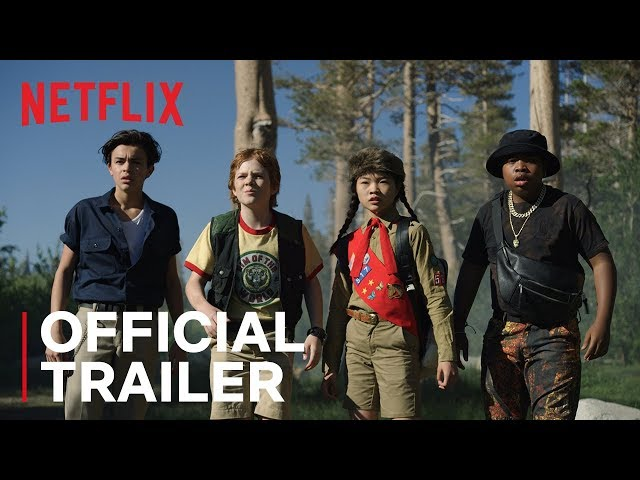 Rim of the World | Official Trailer | Netflix
