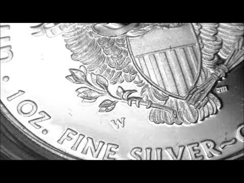 SILVER AMERICAN EAGLE COINS In UNCIRCULATED And PROOF Versions
