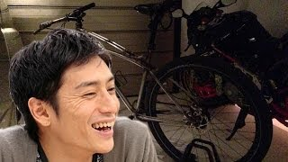 なななんと!チャリンコ見つかりました!!!!!」。渋谷で愛用の自転...