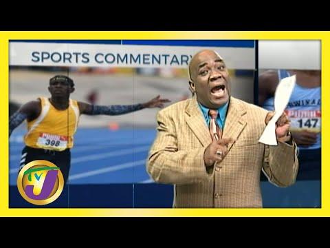 Antonio Watson - Gun Gesture Champs 2021 Saga Continues | TVJ Sports Commentary