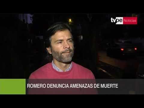 Benjamín Romero Responde A Las Amenazas De Muerte De Un Sector Del Comando Sur