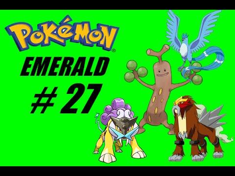 how to catch sudowoodo in pokemon emerald
