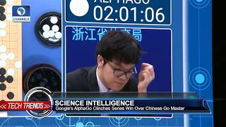 Tech Trends: Google's AlphaGo Clinches Series Win Over Chinese Go Master thumbnail