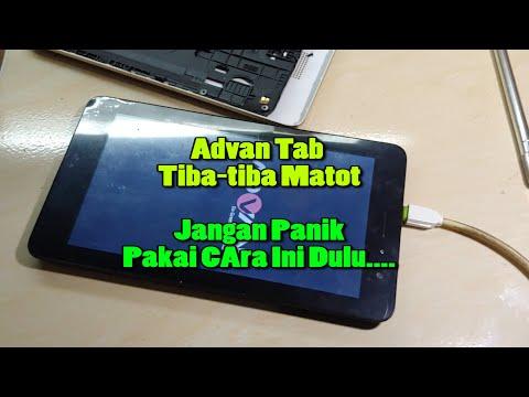 tablet advan anda mati total jangan di buang dulu .... karena masih bisa di perbaiki... simak terus .