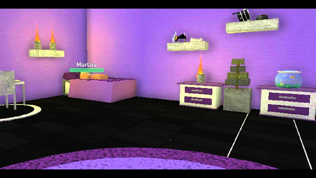 Roblox Room: ROBLOX-Rooms Builds