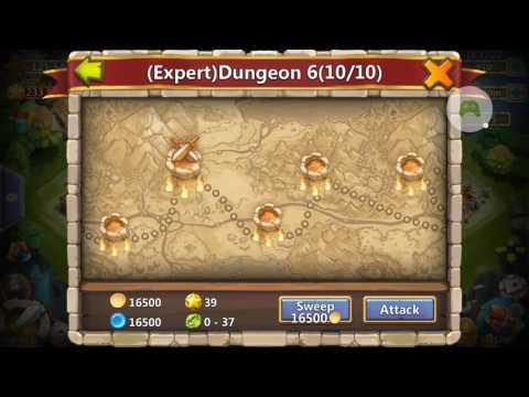 Expert Dungeon 6(5)