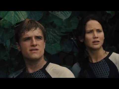 Finnick Scenes - The Hunger Games: Catching Fire [Part 3]