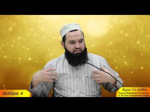 Talha YİĞİT - Riyaz-us Salihin 4. Bölüm - Haramlarla M�le Derneği