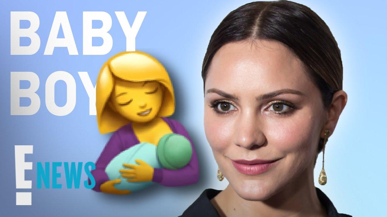 Katharine McPhee Gives Birth to Baby No. 1! News